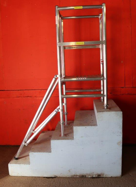 stairpod aluminium tower